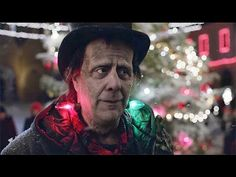 apples two minute holiday ad promotes tolerance as an initially frightened community embraces a frankenstein like character