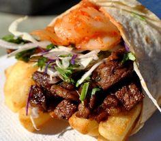 Coreanos - Austin Food Trucks