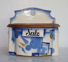 salt box. Privatsammlung