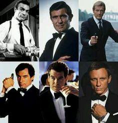 Bond. James Bond.