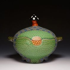 Ronan Kyle Peterson, North Carolina artist and graduate of John C. Campbell and Penland art programs.