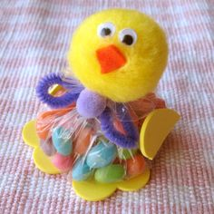 Jelly Bean Chick | Crafts | Spoonful