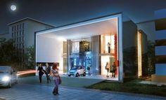 La casa Efficiency House Plus, produce más energía de la que necesita y además alimenta a un EV