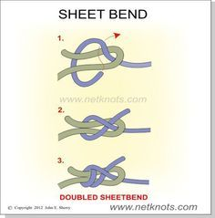 Every survivalist should know how to tie a knot. Here are five of the best knots to learn. Read on to learn more about these 5 survival knots. Survival Knots, Survival Life, Survival Prepping, Survival Skills, Survival Equipment, Clove Hitch Knot, Half Hitch Knot, Paracord Knots, Rope Knots