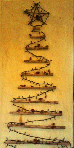 legni della mia legnaia e rose del mio giardino