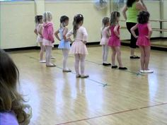 Stella, Ballet Positions Song (May 2010)