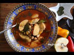 Un viandante in cucina: Soup Bozbash Recipe - Armenian Cuisine