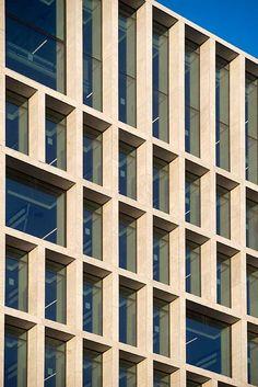 Bestseller office complex, Port of Aarhus, by C.F. Møller Architects.