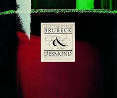 "Dave Brubeck & Paul Desmond's ""1975: The Duets"" is a studio album (and the only one as a duo) recorded from June 10 till September 16 1975. TODAY in LA COLLECTION RVJ >> http://go.rvj.pm/di2"