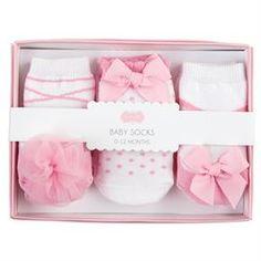 Princess Sock Set| Socks | Baby | Mud Pie