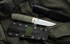 Pekka Tuominen Custom Knives | KIÄVTTU