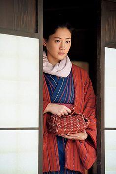 綾瀬はるか 大河ドラマ「八重の桜 ...