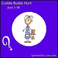 Dreamer's Virtual World: Cuddle Buddy Hunt (June 1-30)