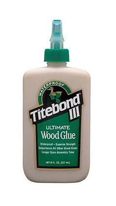 Franklin International 1413 Titebond-3 Ultimate Wood Glue, 8-Ounce Franklin International,http://www.amazon.com/dp/B0001YS16U/ref=cm_sw_r_pi_dp_tXJOsb0RXD9E6P38