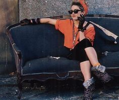 madonna. sorry, 80's, 90's and a few hits from the 00's only!
