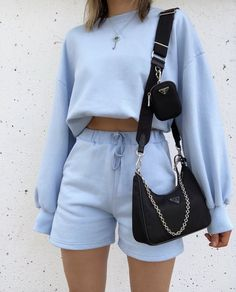 Dress up SWEATS💙 rockin' in Katie Sweat Set😻🙀 Tab image fore more🔝 Style Outfits, 2 Piece Outfits, Sporty Outfits, Cool Outfits, Summer Outfits, Fashion Outfits, Womens Fashion, Fashion Boots, Style Personnel