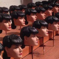 Proof that Rachael was a replicant. Replacement heads in the factory…