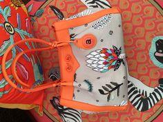 Ardmore 'Protea Fields Kingfisher,'handbag Ceramic Studio, Kingfisher, Hand Bags, Fields, Africa, Ceramics, Artist, Accessories, Ceramica