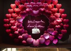 Celebrating the Louis Vuitton x Sofia Coppola Fantasy Windows at the Bon Marché Rive Gauche Paris