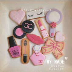 Beauty cookies