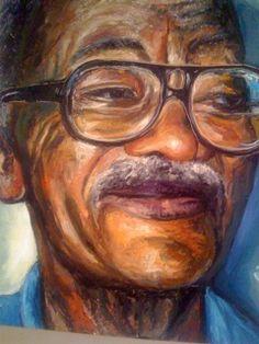 Folk Artist Marvin Finn (1913-2007), Louisville, KY around 2003