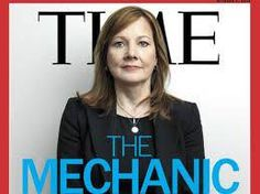 . @GM chief Mary Barra tweets support for #ILookLikeAnEngineer movement http://ow.ly/QzUPG