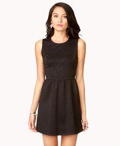 Baroque Dress   FOREVER21 - 2053256115