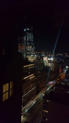 View from our room 3042 new yorker hotel