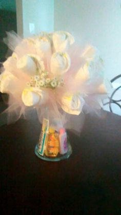 Diapers Bouquet / Lilah's Shower 5-16