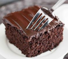 Chocolate Olive Oil Cake - Baking Network