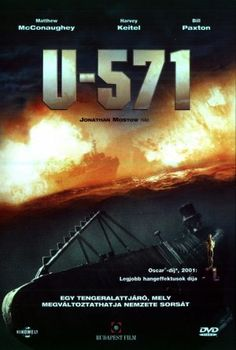 """U-571 (2000) - Another in a long line of dreadful movies depicting fake Hollywood-style """"history."""" Vastly inferior to """"Das Boot"""" in every way, this ripoff almost reaches parody status. Worst of all, the movie SUBSTITUTES AMERICANS FOR BRITS. The British found and decoded Enigma. What a disgusting falsification of history. Avoid this travesty at all costs. This is one of the worst movies I have ever seen."""