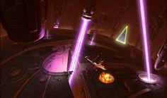 Flint´s airship in Treasure Planet.