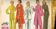 The Vintage Patterns Wiki boasts over 83,500 vintage sewing patterns from the 1920s to 1992. It's possible to browse by year or garment type.