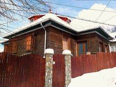 Vand casa/cabana in Busteni (judetul Prahova, Romania), aceasta avand regim de inaltime D+P si fiind edificata pe un teren in suprafata de 371 mp. Suprafata construita a cabanei este de 130 mp si are 2 intrari separate. Imobiliare Busteni pe Valea Prahovei. House for Sale in Prahova Valley. Romanian Real Estate for Sale.