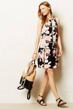 Maeve Photoflora Dress