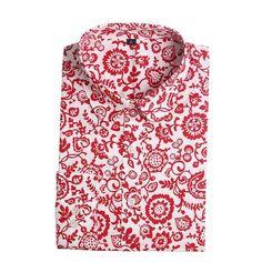 Clearance! Women's Shirt Cotton Floral Print Blouse Long Sleeve Blusas Femininas Floral Woman Blouses Casual Blusas Mujer Shirts
