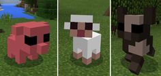 You can find many cute and cubic mobs in Chibi Craft Texture Pack. Besides, thanks to the redesigned textures, the pack gains high simplicity and freshness. It is obvious that these features are new improvements of the game. Founded by: StarkTMA There are many redesigned mobs you can find in... https://mcpebox.com/chibi-craft-texture-pack-minecraft-pe/