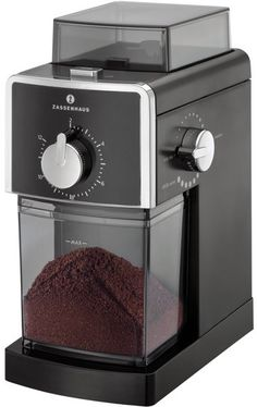 Zassenhaus elektrische Kaffeemühle Kingston - KochForm