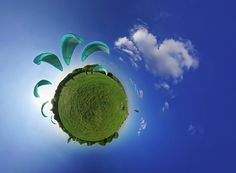 Stereographic Photography by Edward Horsford