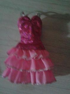 Vestidos da barbie dreamhose cada