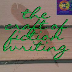 The Craft of Fiction Writing is the Theme on the blog of author @jlennidorner #atozchallenge April 2016