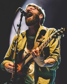 Ray LaMontagne at Blue Hills Bank Pavilion in Boston, MA on June 25, 2016.