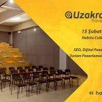 Uzakrota Talks Serisi Habita & Uzakrota İşbirliği ile Başlıyor