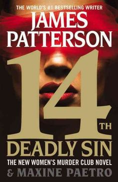 14th Deadly Sin (Woman's Murder Club #14) by James Patterson