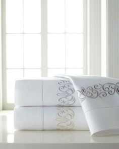 Gorgeous Eyelet Embroidered Sheet Set http://rstyle.me/n/npwnhnyg6   Yellow    Pinterest   Anthropologie, Bedrooms and Linens