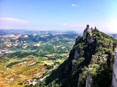 """The breathtaking panoramic view from San Marino - """"San Marino – more than just #78"""" by @Keith Jenkins"""