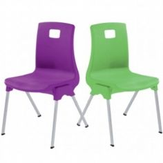ST Chairs - Classroom Chairs & Nursery Chairs - School Furniture - Durable Polypropylene - See Options
