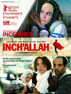 Inch'Allah @ Auditorio Municipal de Carballiño (Ourense) - cine cinema audiovisual cineclube