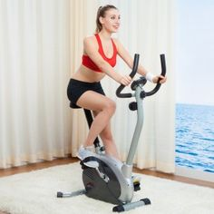 The 10 Best Upright Exercise Bike Buying Guide Compact Exercise Bike, Best Exercise Bike, Upright Exercise Bike, Upright Bike, Cycling Bikes, Bike Exercise Machine, Desk Workout, Burn Calories