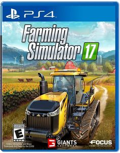 Farming Simulator 17 (Sony PlayStation for sale online Xbox One Games, Ps4 Games, Games Consoles, Playstation Games, Ps Vita Games, Modern Farmer, New Tractor, Simulation Games, Latest Games